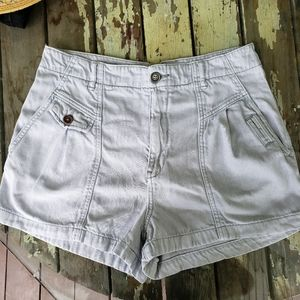 Anthropologie casual cotton shorts 30